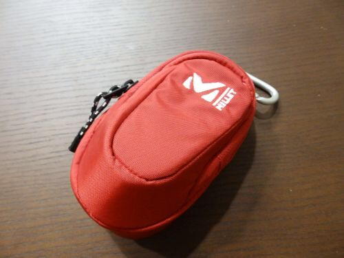 MILLET(ミレー)LESCHAX PADED POUCH MEDIUM